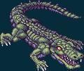 Crocodile by Cyangmou