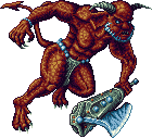 Axe Demon by Cyangmou