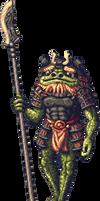 Ancient Samurai by Cyangmou