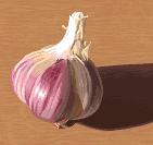 pixel garlic for tutorial by Cyangmou
