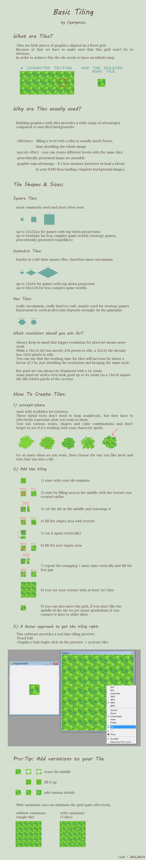 Basic Tiling by Cyangmou