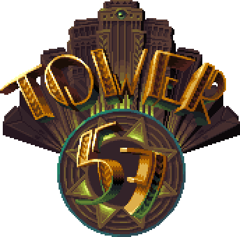 Tower 57 - Logo by Cyangmou