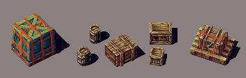 Wooden Cargo