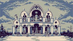 The Court of the Quixotic Queen