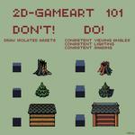 Pixel/Gameart 101