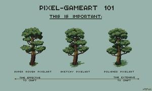 Pixel/Gameart 101 #02