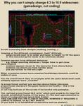 Pixel / Gameart 101 #07 Widescreen Changes