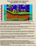Pixel / Gameart 101 #08 Sonic and Widescreen