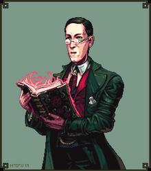 H P Lovecraft