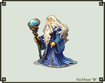 Archsage Athos - Fire Emblem 7 - Hi Bit