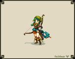 Rebecca - Fire Emblem 7 - Hi Bit