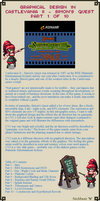 Graphical Design in Castlevania 2 - Part 1 of 10