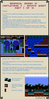 Graphical Design in Castlevania 2 - Part 5 of 10