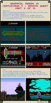 Graphical Design in Castlevania 2 - Part 8 of 10