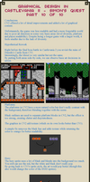 Graphical Design in Castlevania 2 - Part 10 of 10