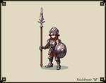 Fire Emblem - Soldier Class - Hi Bit Remake