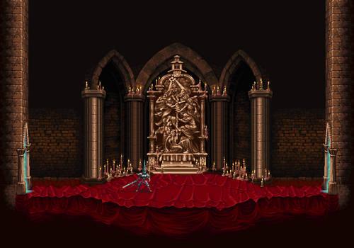 Blasphemous - Mea Culpa Altar
