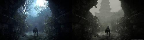Demon's Souls Remake Moodchange