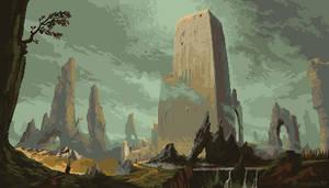 Castle Monolith