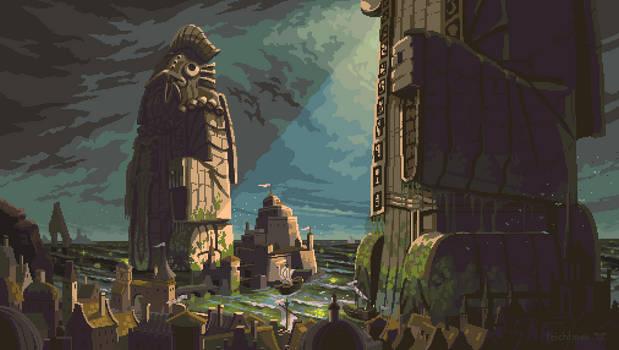 Seagod Gate