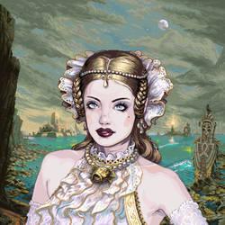 Pearl Princess Evelyn