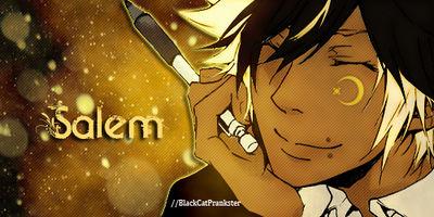 Salem Arsene by SoulKingXenolith