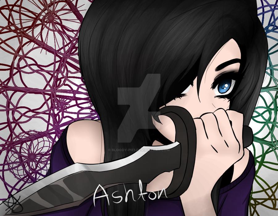 Ashton by bloody-pie1