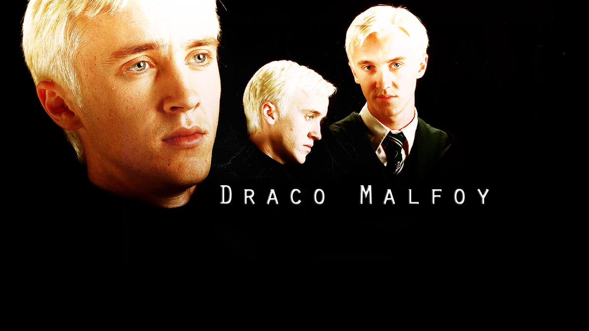 Draco Malfoy Wallpaper 2 by TheMagicWillNeverEnd on DeviantArt