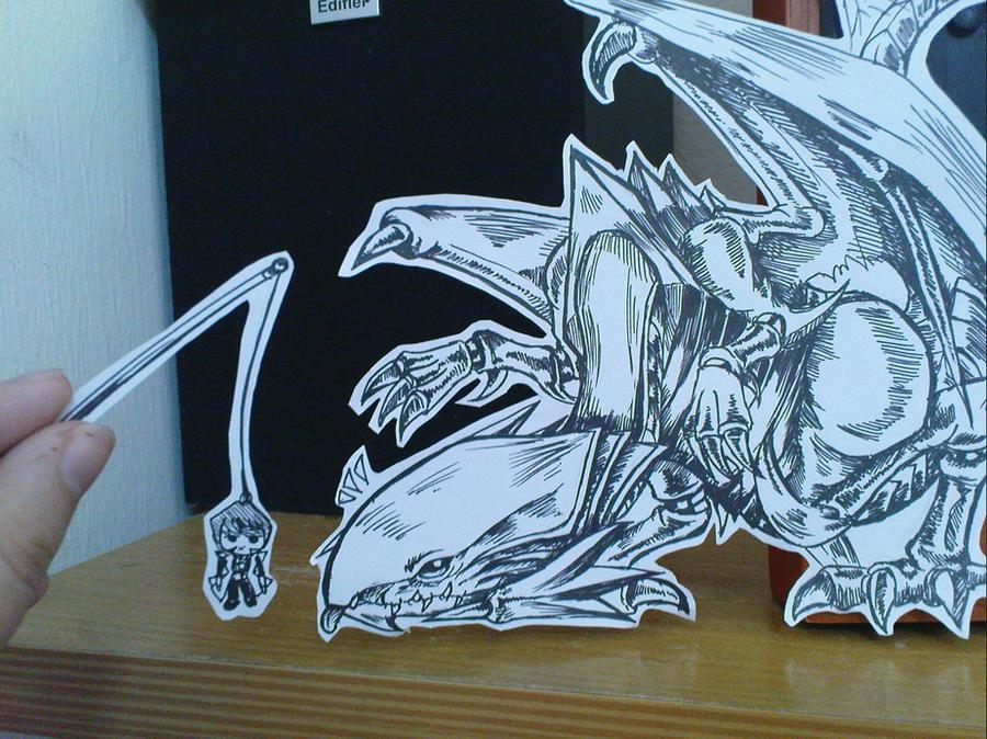 Heya! Good dragon~ by CPoring