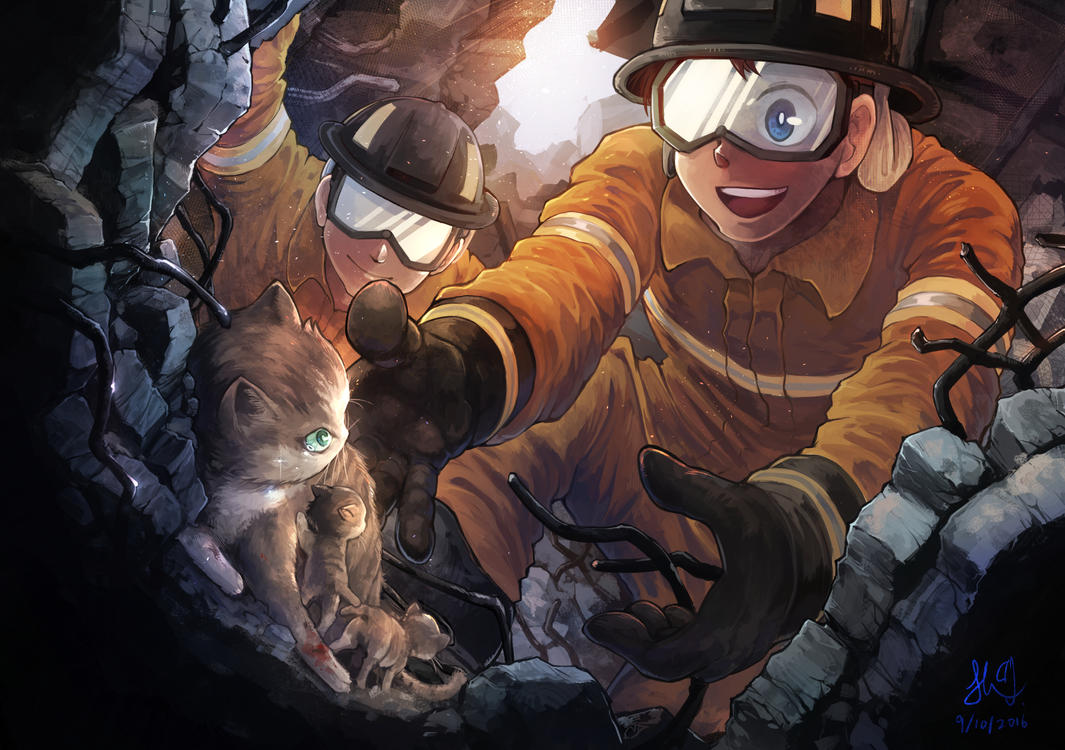 Rescue by CPoring