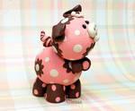 Meet Clarissa Piglet by KarenDavila