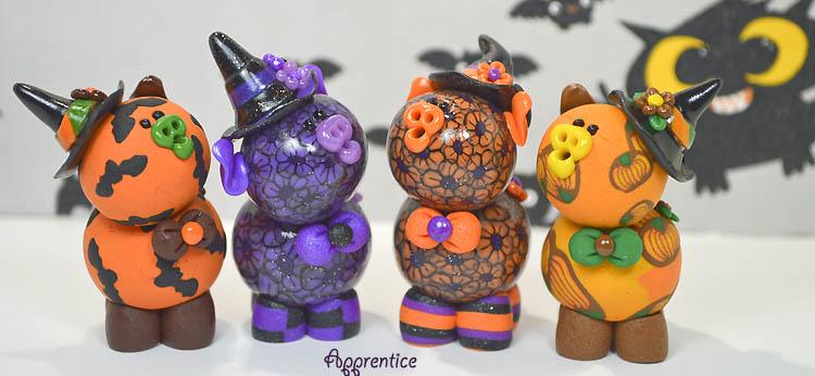 Warlock Apprentice and Witch Apprentice's by rainieone