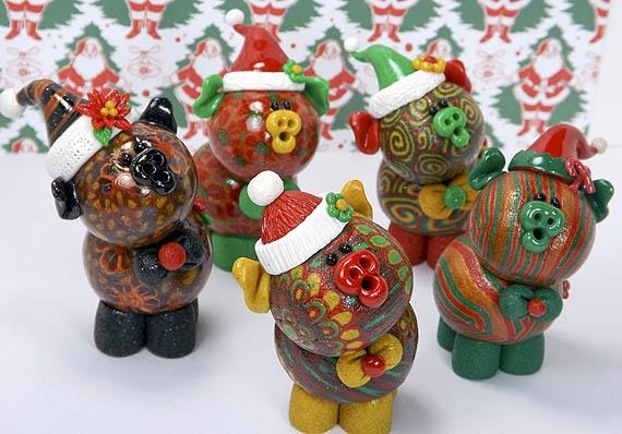 Santa's Little Helpers by rainieone