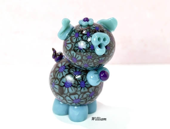 William Piglet by rainieone