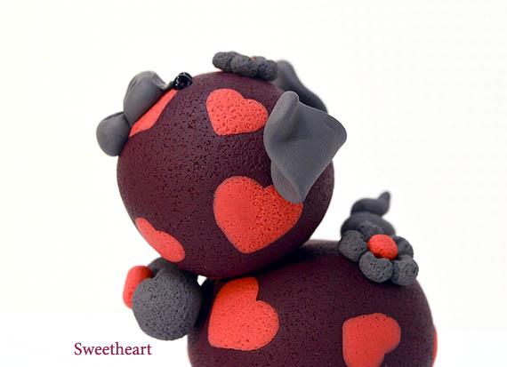 Sweetheart Piglet by rainieone