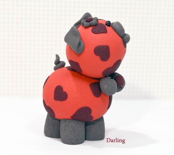 Darling Piglet by rainieone