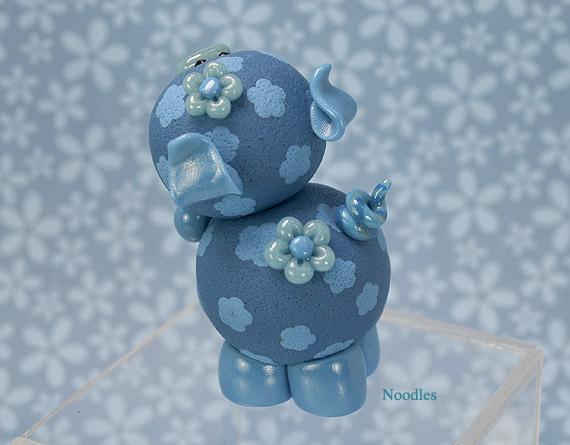 Meet Noodles Piglet by rainieone
