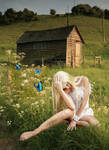 Alone in the heaven by danigranger