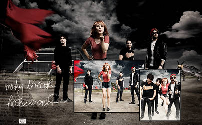 Paramore collage