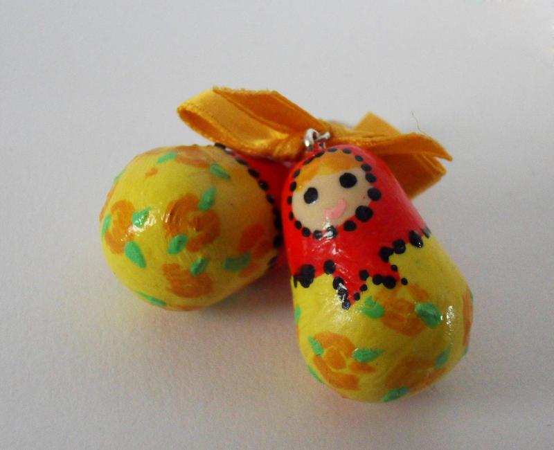 Matryoshka doll by risaki-chan