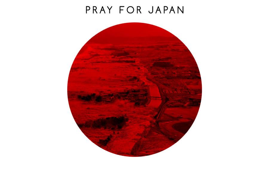 Pray for Japan - Wallpaper by SmilesMemories