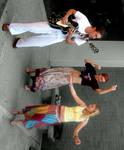Hippy Dance Rainbow