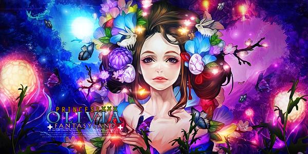 Olivia by valhallagfx