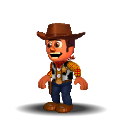 Adventure Woody by woodyfromtexas