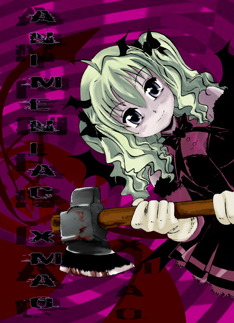 Devil Girl Nana - the preview by fielkun
