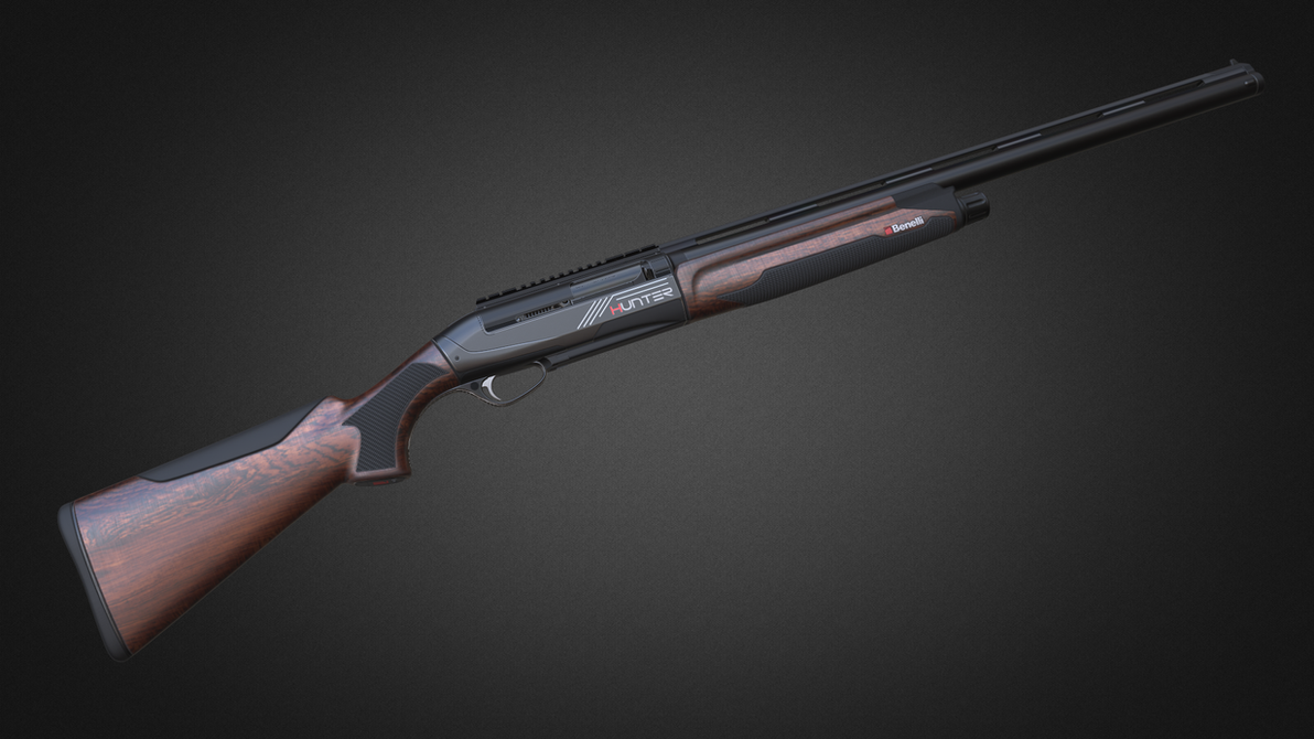 Benelli Hunter by Cleitus2012