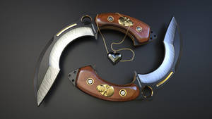 Knives - [Warrior] by Cleitus2012