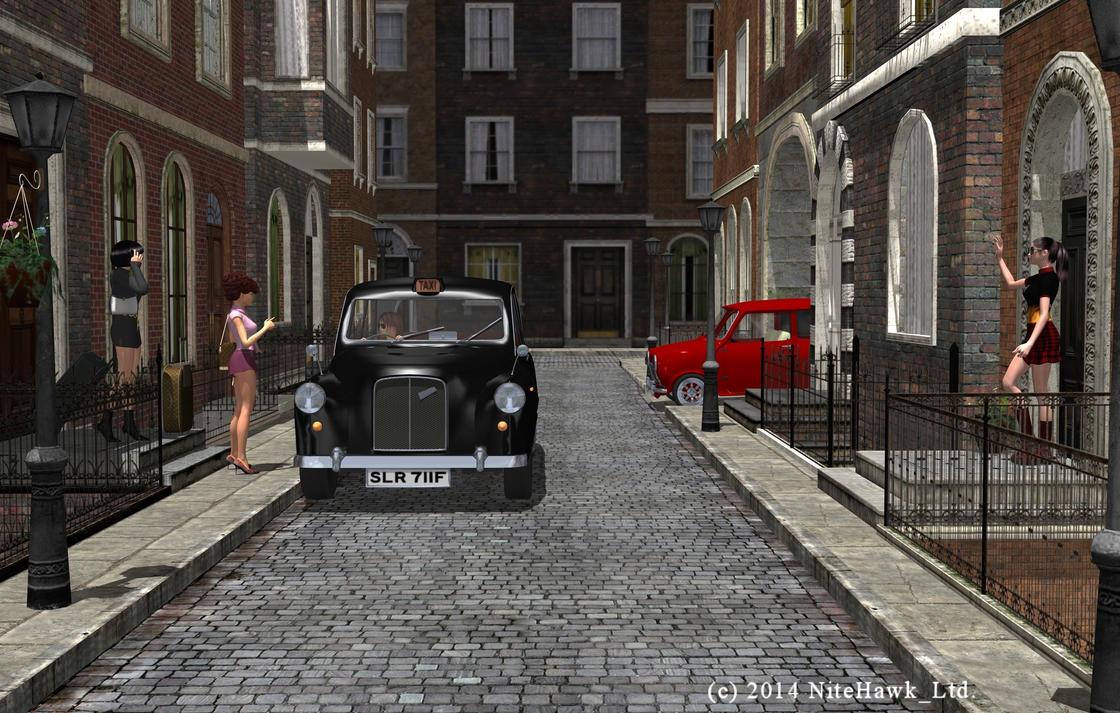 Taxi by nitehawk-ltd
