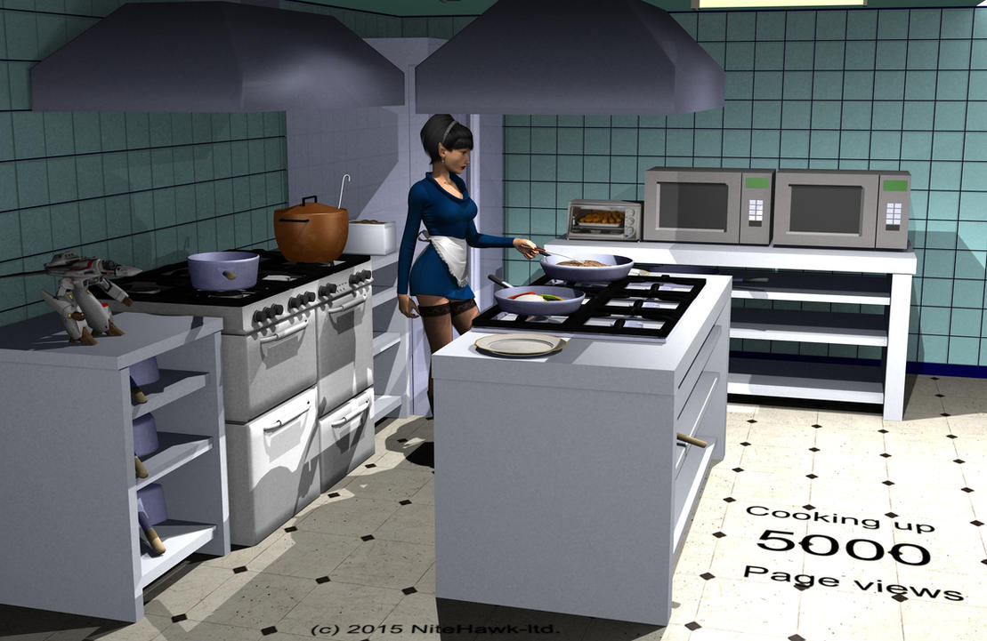 Whats cooking by nitehawk-ltd