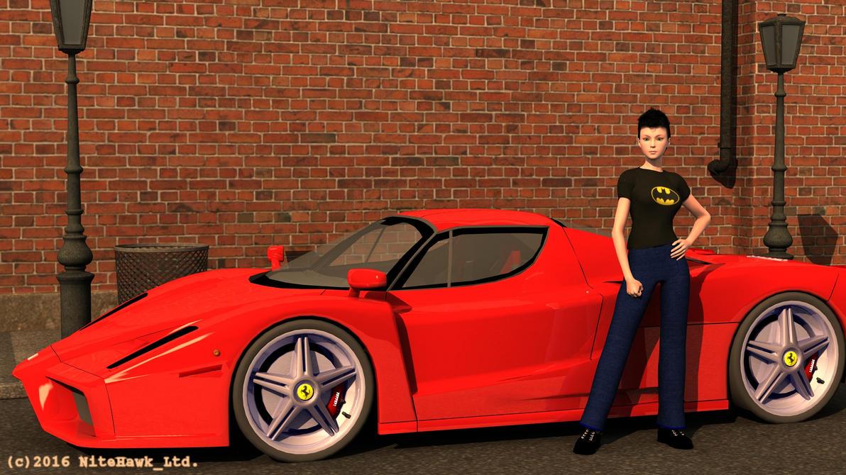 Phase's first car by nitehawk-ltd